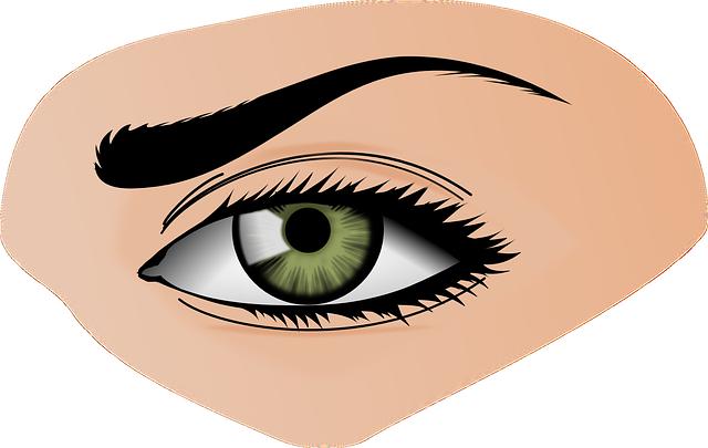 """Midlertidige øyenbryn – tatoveringer som """"sitter løst"""""""