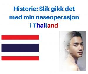 Advarsel: Thailand og skjønnhetsoperasjoner (historie)