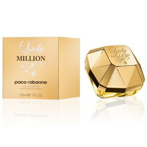Produktanmeldelse: Lady Million Eau de parfyme