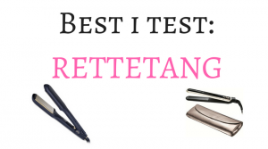 Best i test: rettetang