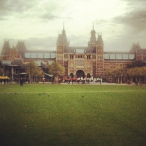 Rijksmuseumet i Amsterdam. Foto: Kosmetikkportalen
