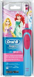 Oral-B Vitality Kids. Prinsesseversjonen. Den kommer også med en versjon for gutter.